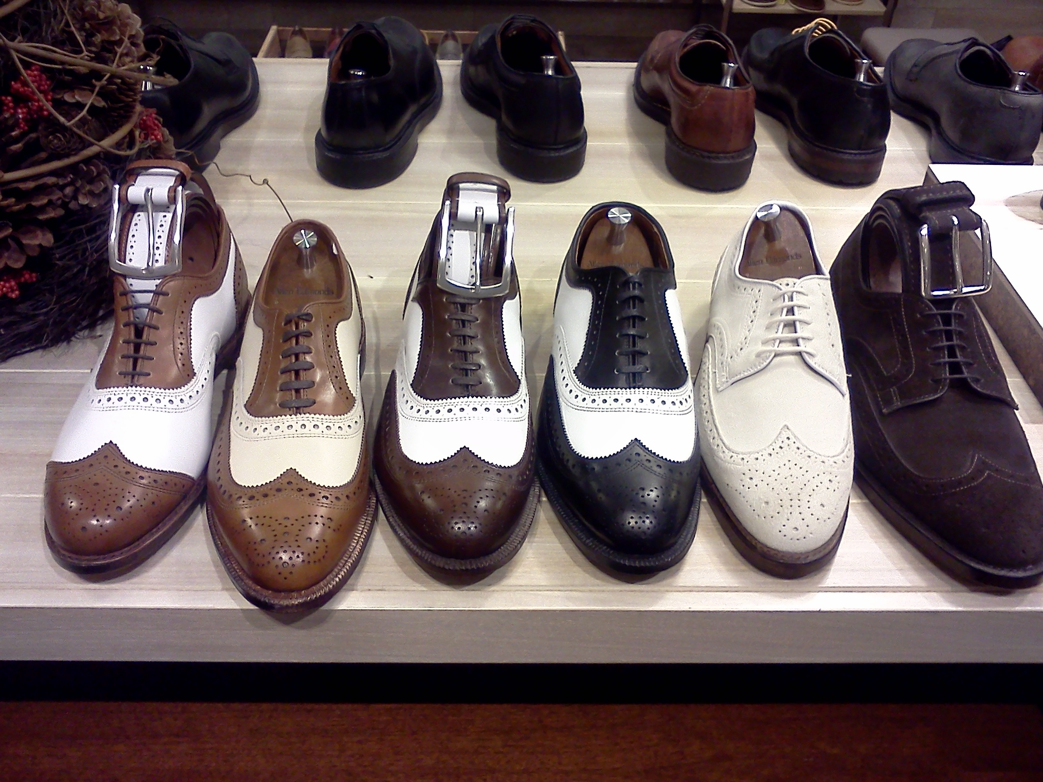 Gentlemen of tradition and distinction have used quality shoes and