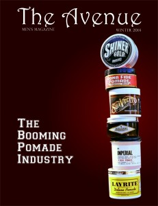 Pomade stack cover burgandy lo res