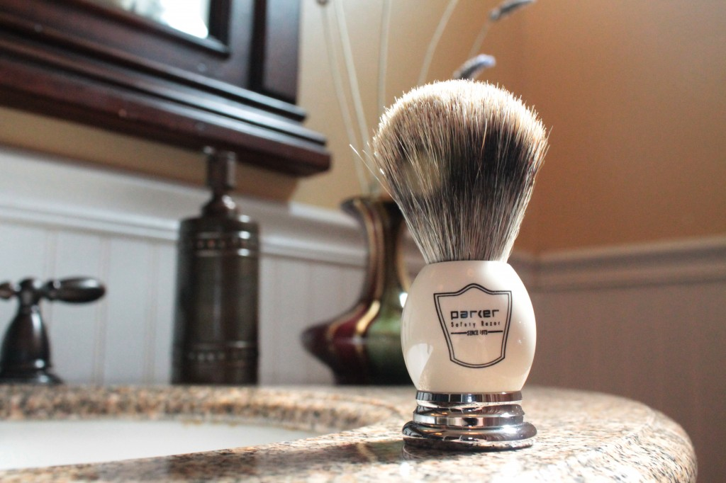 Parker 100% Best Badger brush