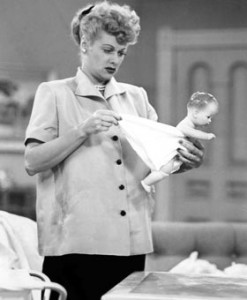 pregnant-lucille-ball