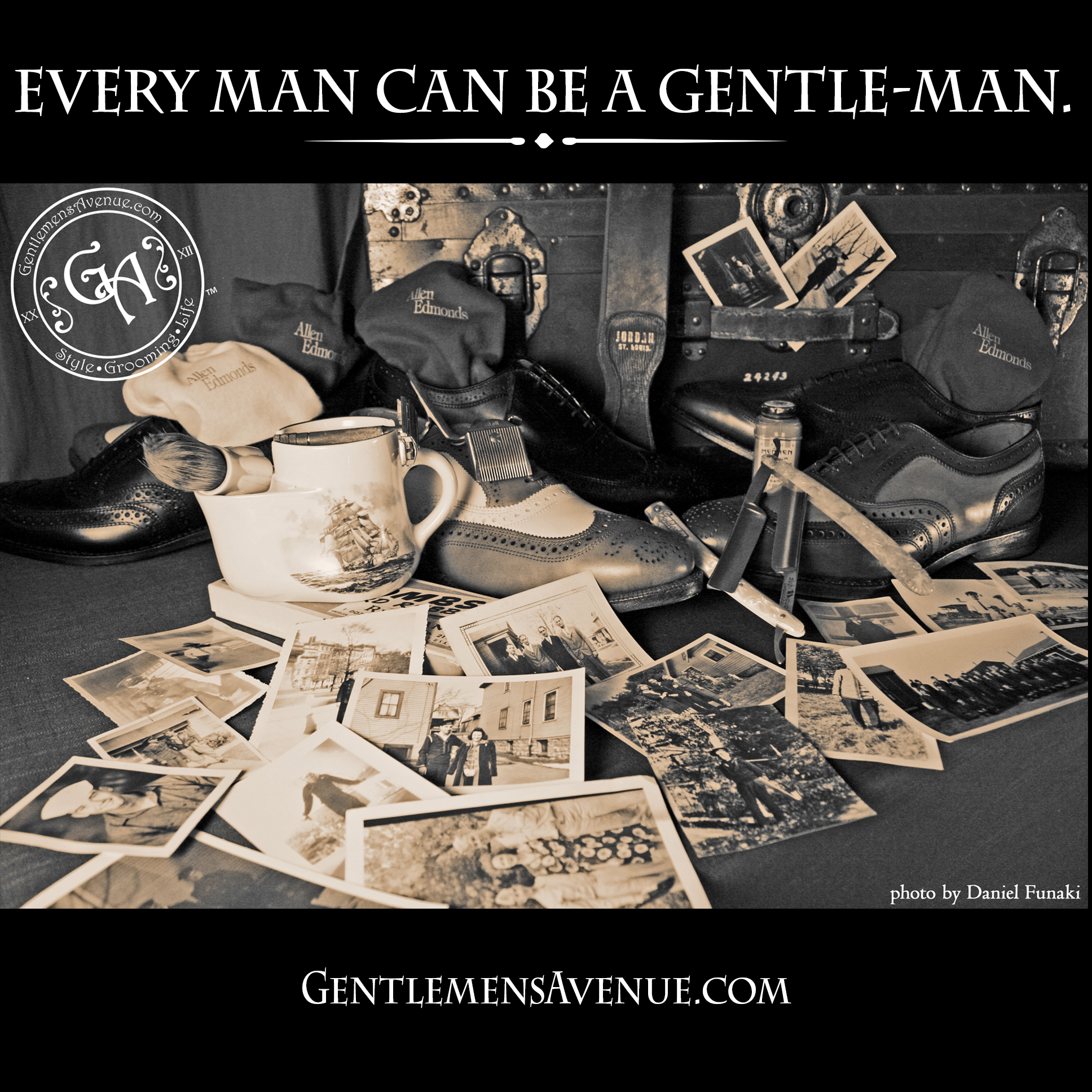 not every man is a gentleman insta