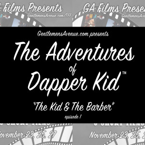 Dapper kid annoucnement