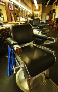 american razor chairs up close