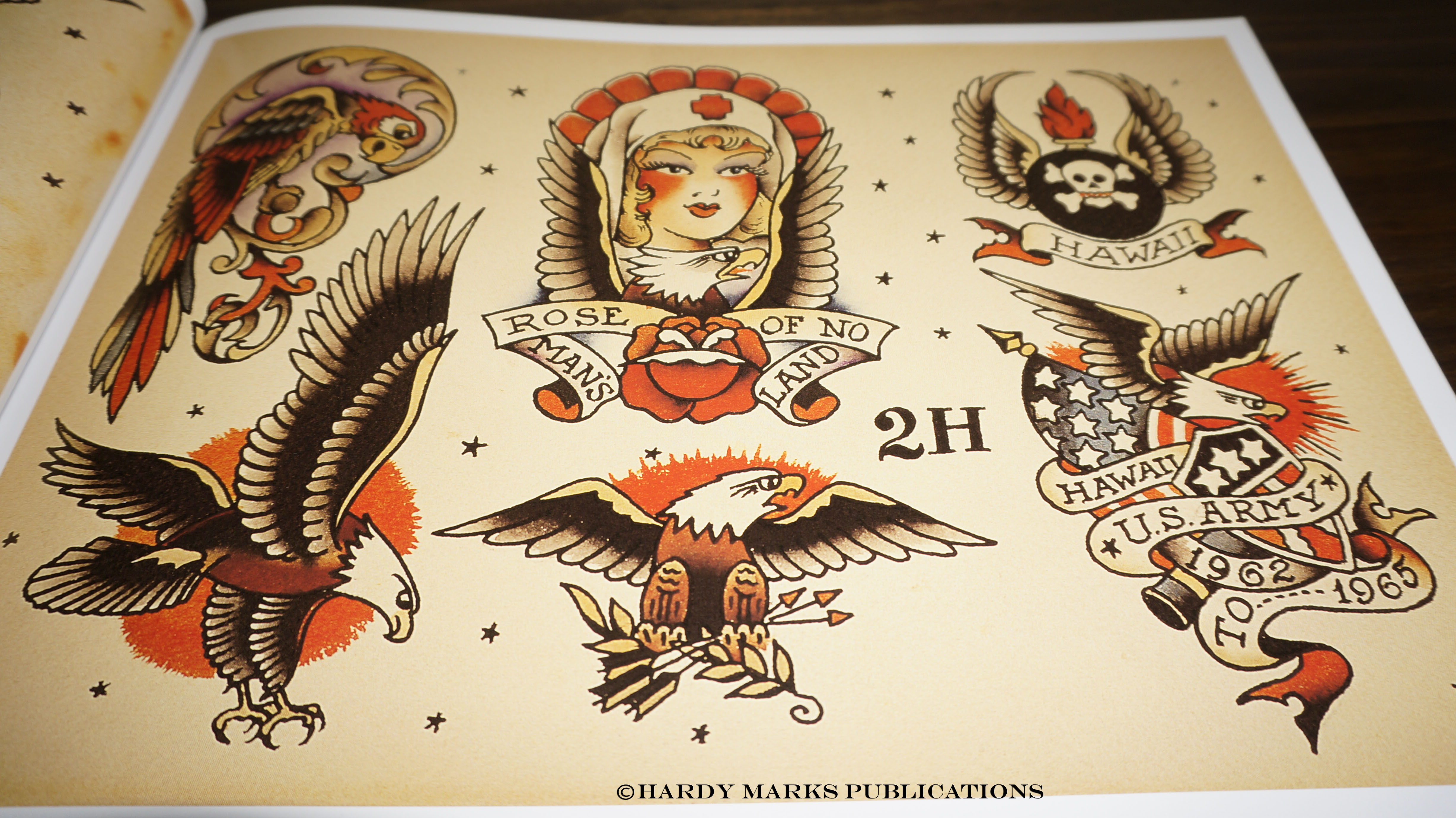 Dont Forget Sailor Jerry Died In 1973 And At That Time It Was Unfathomable To Think Traditional Americana Tattoo Style Would Ever Rise What Has
